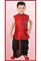 SAPS - Ethnic Dhoti Kurta Set