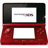 Nintendo - 3DS Hand Held 3D Game Red