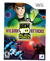 Ben 10 Alien Force Vilgax Attacks Game 6 Years+, Experience An Action Packed Adventure In T...