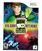 Nintendo - Ben 10 Alien Force Vilgax Attacks Game