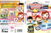 Nintendo - Wii Cooking Mama  World Kitchen Game