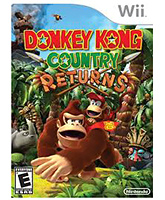 Nintendo - Wii Donkey Kong Country Return