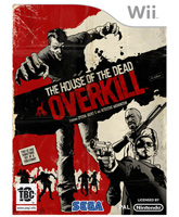 Nintendo - House Of The Dead  Overkill Games Wii