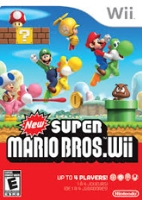 Nintendo - Wii New Super Mario Bros