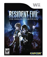 Nintendo - Wii Resident Evil Dark Side Chronicles
