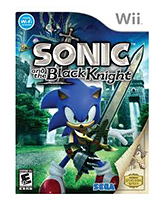 Nintendo - Sonic And The Black Knight  Game