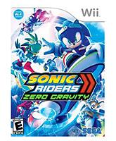 Wii Sonic Rider - Zero Gravity