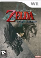 Nintendo  - The Legend Of Zelda Twilight Princes