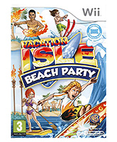 Nintendo - Wii Vacation Isle Beach Party