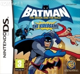 The Brave And The Bold Games NDS  Batman 6 Years+, Ultimate Experience Of Batman's Adventures...