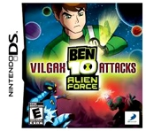 Nintendo - Ben 10 Alien Force Vilgax Attacks
