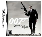 Bond 007 Quantum Of Solace Single or Multi-Player, An Exciting Action Game