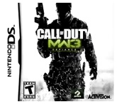 Nintendo - Call Of Duty Modern Warfare 3