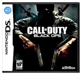 Nintendo - Call Of Duty Black OPS