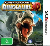 Nintendo - Combat Of Giants Dinosaurs 3D