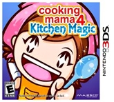 Nintendo - Cooking Mama 4 Kitchen Magic