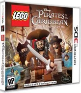 Nintendo - Lego Pirates Of Caribbean