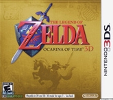 Nintendo - The Legend Of Zelda Ocarina Of Time 3D