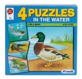 Frank - Puzzle - In The Water