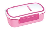 Mangrove Polypropylene Pink Lunch Box - LB 03