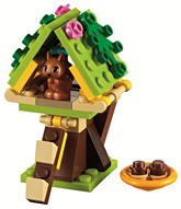 Lego - Squirrel's Tree House