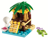 Lego -Turtle's Little Oasis