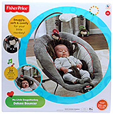 Fisher Price - My Little Snuga Monkey Deluxe Bouncer