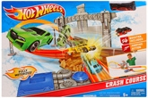 Hot Wheels - Crash Course Playset