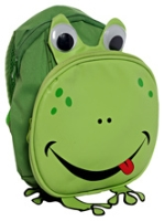 Smash - 3D Ear Bagpack Frog