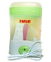 Farlin - Auto Steam Sterilizer 3 Bottle Slots Green
