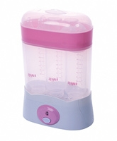 Buy Farlin -  Pink Compact Automatic Steam Sterilizer 3 Slots