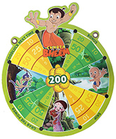 Vividha - Chhota Bheem Dart Game 