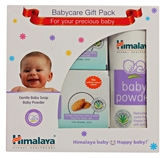 Himalaya - Baby Powder And Soap Gift Combi Pack