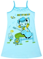 Bed Bugs - Singlet Cartoon Print Nighty