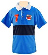 Nauti Nati - Half Sleeves T-Shirt With Collar Neck