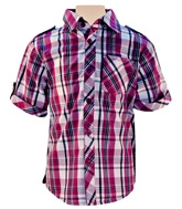 Nauti Nati - Half Sleeves Formal Shirt With Checks
