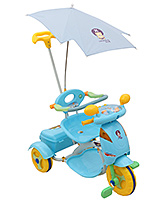 Fab N Funky - Sky Blue Baby Tricycle