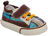Doink - Canvas Checks Shoes
