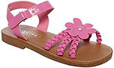 Doink - Sandals With Floral Applique