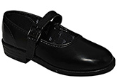 Bata - Black School Shoes