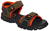 Bata - Casual Orange Sandals
