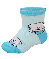 Cute Walk -  Socks With Baby Print
