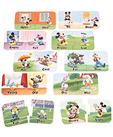 Frank - Puzzle - Mickey Mouse Club House - Opposites