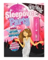 Girls only Sleepover Party