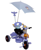 Fab N Funky - Purple Baby Tricycle