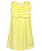 Little Darling - Comfortable Sleeveless Frock