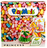 World Princess Modelling Material 3 Years+, 1000 Pieces, Safe 100% Biodegradable Mater...
