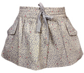 Baby Baya - Floral Print Skirt