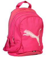 Puma -  Pink Back Pack