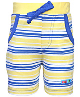 Kid Studio - Striped Print Shorts